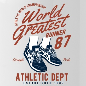 World Greatest Runner2 - Water Bottle