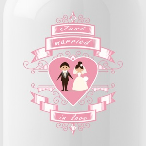 wedding - Water Bottle