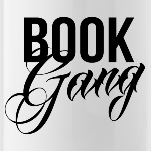 Book Gang - Water Bottle