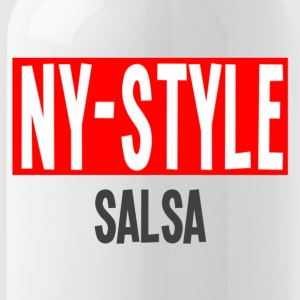 salsa style NY - New-York style de danse T-shirt - Gourde