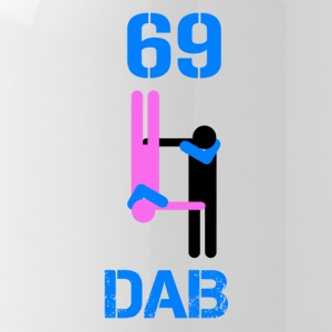 69 Dab Erotic - Trinkflasche