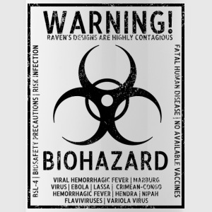 BioHazard BSL4 - Borraccia