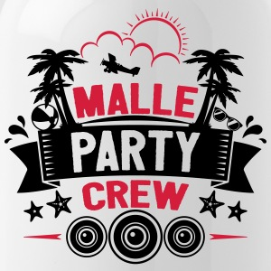 Malle Party Crew - Drinkfles