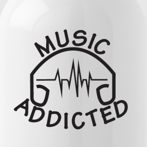 MUSIC_ADDICTED-2 - Gourde