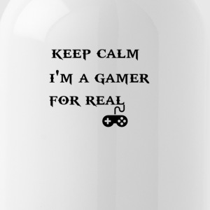 gamer T-SHIRT - Drinkfles