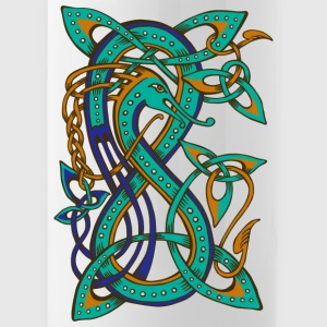Celtic Dragon - Trinkflasche