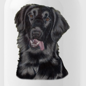 Flat-Coated Retriever - Trinkflasche