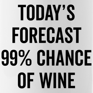 Chance Of Wine Funny Quote
