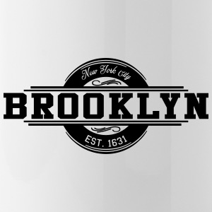 Brooklyn New York EST. 1631 Fashion - Drikkeflaske
