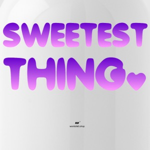 Sweetest Thing - Water Bottle