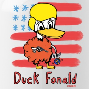 Duck Fonald by Cheslo - Trinkflasche