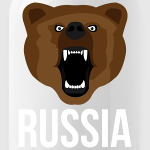 Russia - Water Bottle