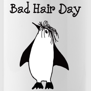 Bad Hair Day Penguin - Vattenflaska