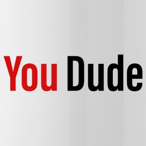 YouDude - Social Media Friends - Drinkfles
