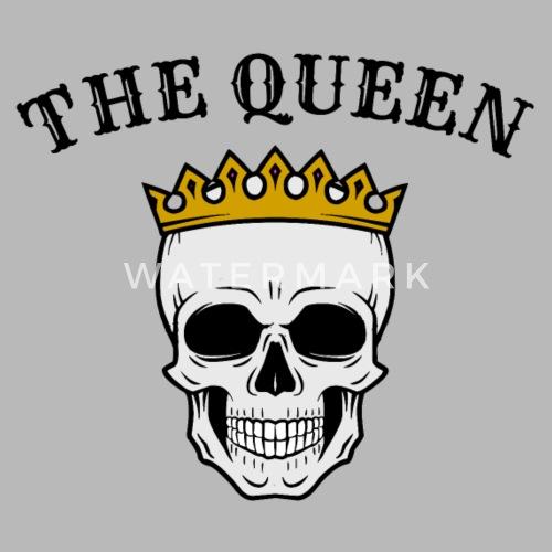 La Reine Le Crane La Reine De Shirt Expert Spreadshirt
