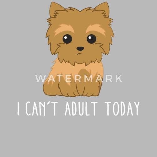 Yorkie Yorkshire Terrier Teen Teenager Von You Are Weird I