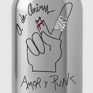 Love and Punk - Water Bottle