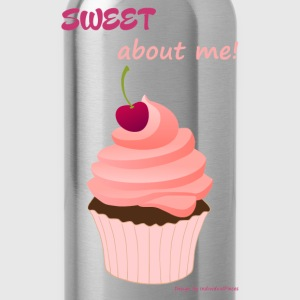 Sweet about me - Water Bottle