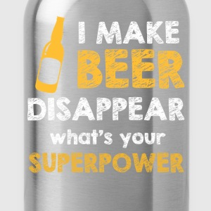 I make Beer disappear - Trinkflasche