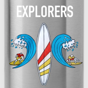 Explorer Surfcamp - Borraccia