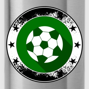 Fotboll emblem - Ball Sports League Kreisliga - Vattenflaska