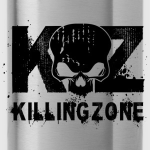Killing Zone Logo - Drinkfles