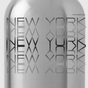 Spazio Atlas Tee New York New York - Borraccia