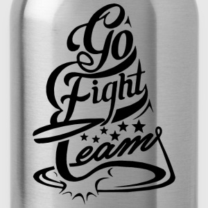 Go Fight Team - Water Bottle