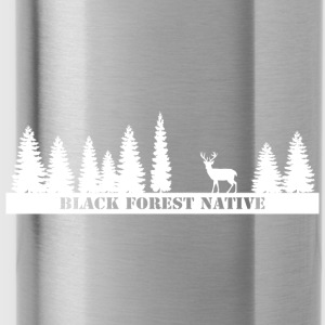 Black Forest Native - Water Bottle