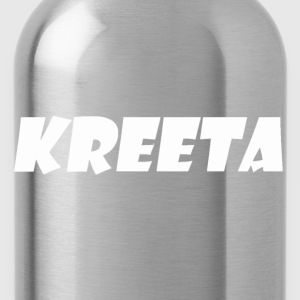 kreeta man shirt - Drinkfles