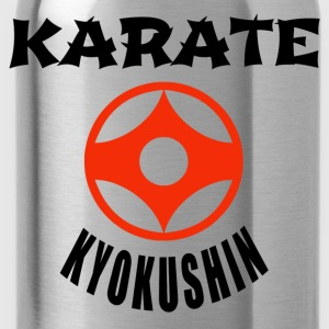 Kyokushin karate - Borraccia