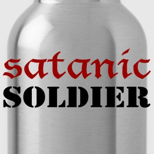 Satanic Soldier - Water Bottle
