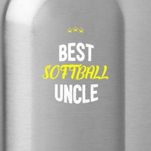 Distressed - BEST SOFTBALL UNCLE - Bidon