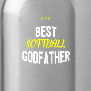 Distressed - BEST SOFTBALL GODFATHER - Bidon