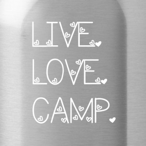 Live. L'amour. Camp. - Gourde