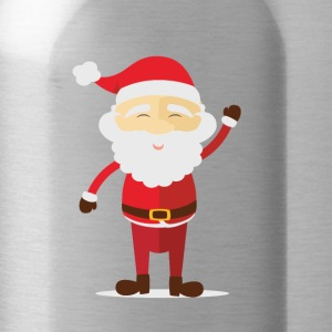Santa Claus - Water Bottle