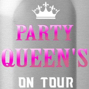 Party Queens on Tour - Water Bottle