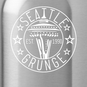 Seattle Grunge Est1990 - Drinkfles