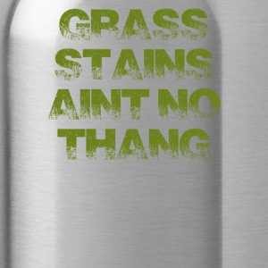 GRASS STAINS ANIT THANG - Water Bottle