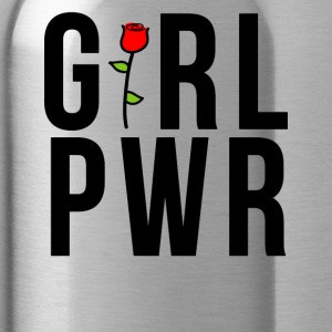 Girl Power GRL PWR Rose Gift - Drikkeflaske