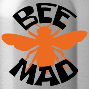 Bee mad + gift + - Vattenflaska