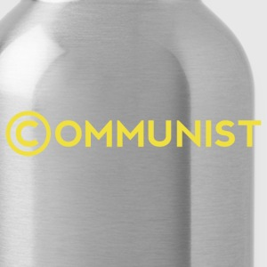 Communism Copyright - Water Bottle
