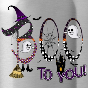 Halloween Boo To You - Trinkflasche