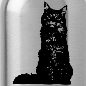 cat - Water Bottle