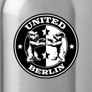 Berlin United - Vattenflaska