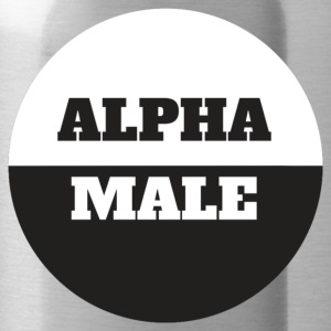 Alpha Male - Vattenflaska