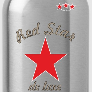 Red_Star_de_luxe - Trinkflasche