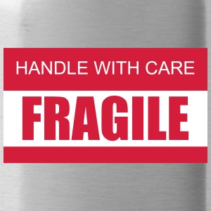 FRAGILE Handle with care 2c - Water Bottle