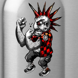 Fighting Punk - Trinkflasche