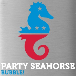 Political Party Animals: Seahorse - Water Bottle